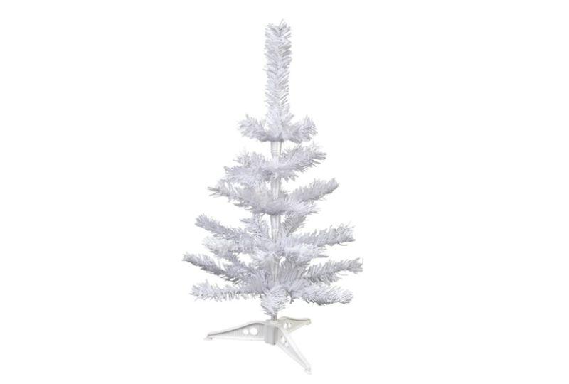 White tabletop Christmas tree amazon