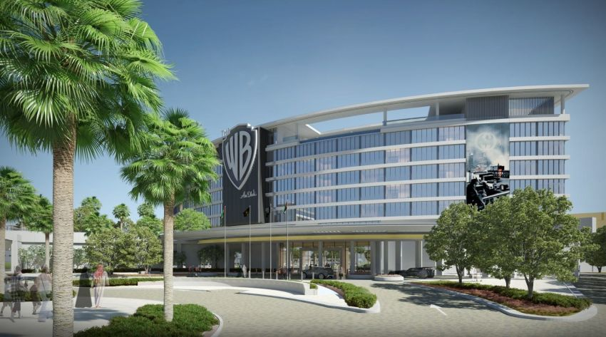 World's First Warner Bros. Hotel to be Opened in Yas Island, Abu Dhabi in 2021