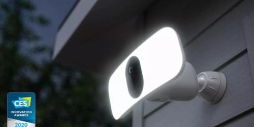Arlo Pro 3 Floodlight Camera Needs No Wiring