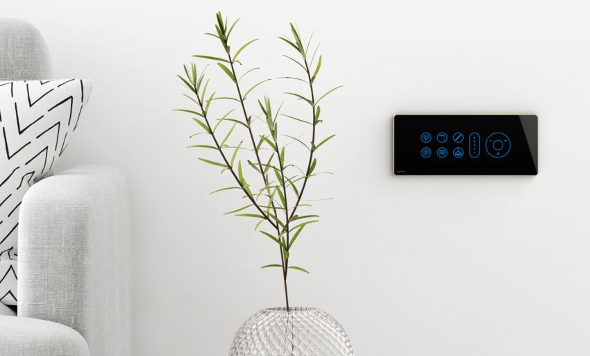 Hogar Controls Unveils Prima Touch Light Switches at CES 2020