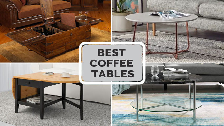 30 Best Modern Coffee Tables To Buy Online In 2020