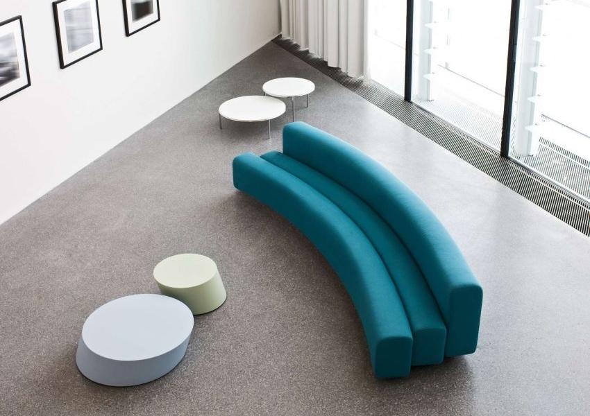 Ala armchair by Sebastian Herkner
