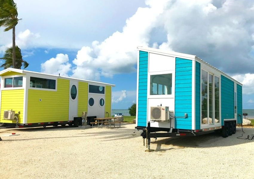 Petite Retreats Opens New Tiny House Village at Sunshine Key, Florida