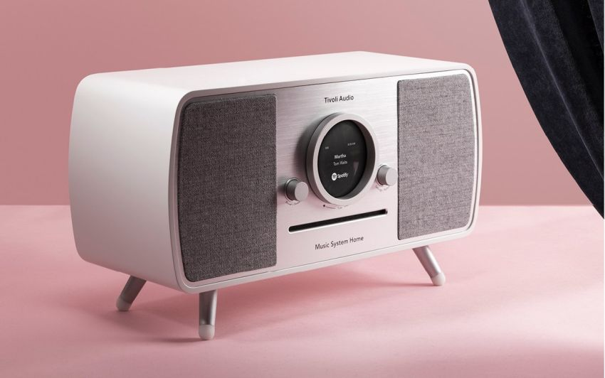 Tivoli Audio's Music System Home Comes with Built-in Amazon Alexa