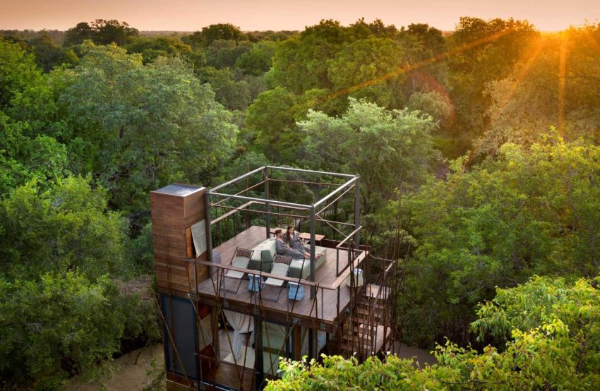 andBeyond Opens New Treehouse Accommodation in South Africa
