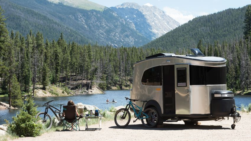Airstream Introduces 2020 Basecamp with Improved Features