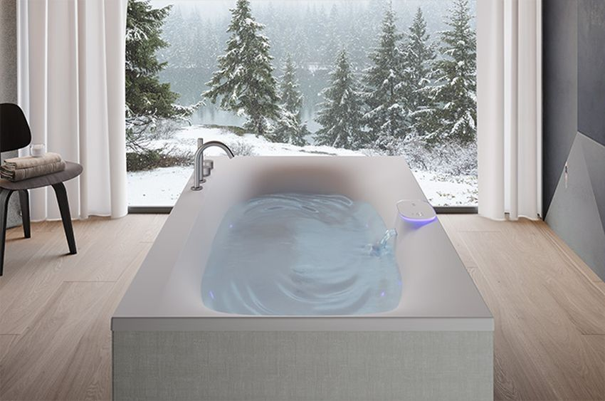 Arga 180 Designed by Whynot Design for Jacuzzi