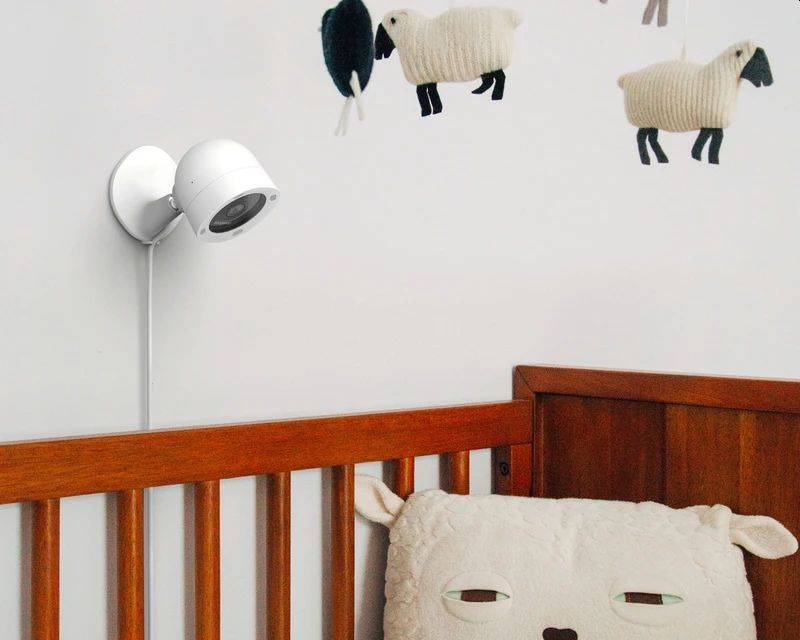 Kangaroo's $99 Indoor Security Camera comes with a Privacy Shutter