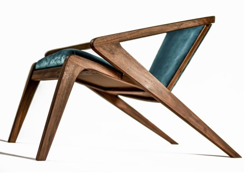 Alexandre Caldas Designs Portuguese Roots Lounge Chair for AROUNDtheTREE