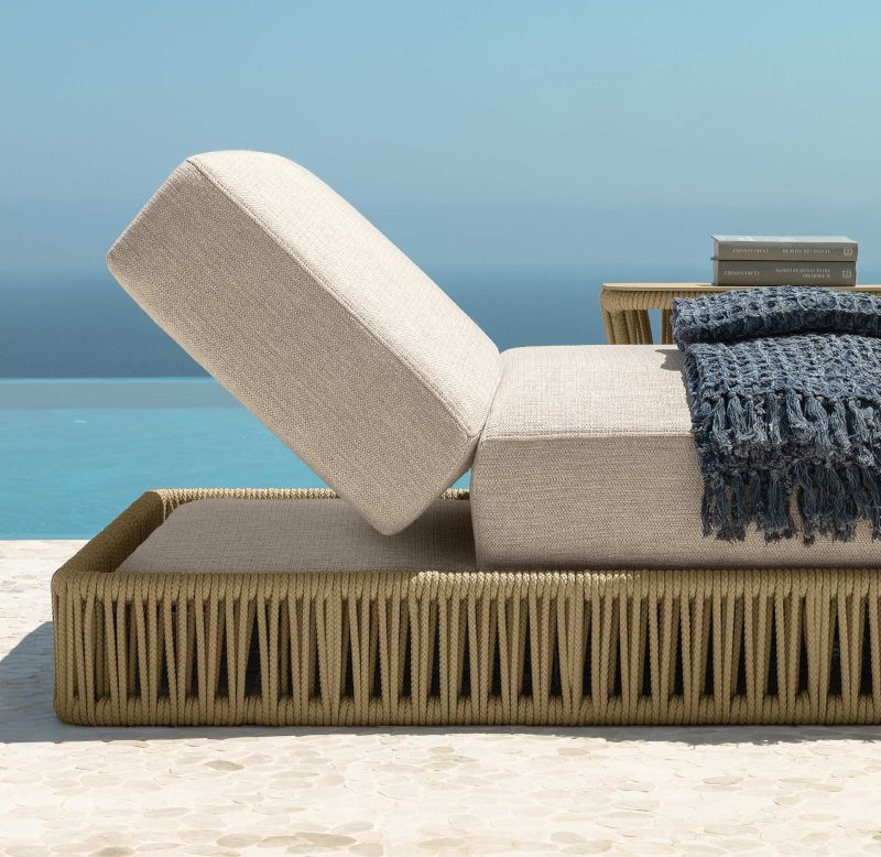 CLIFF Outdoor Sofa by Talenti will Upgtrade Your Outdoor Living Space