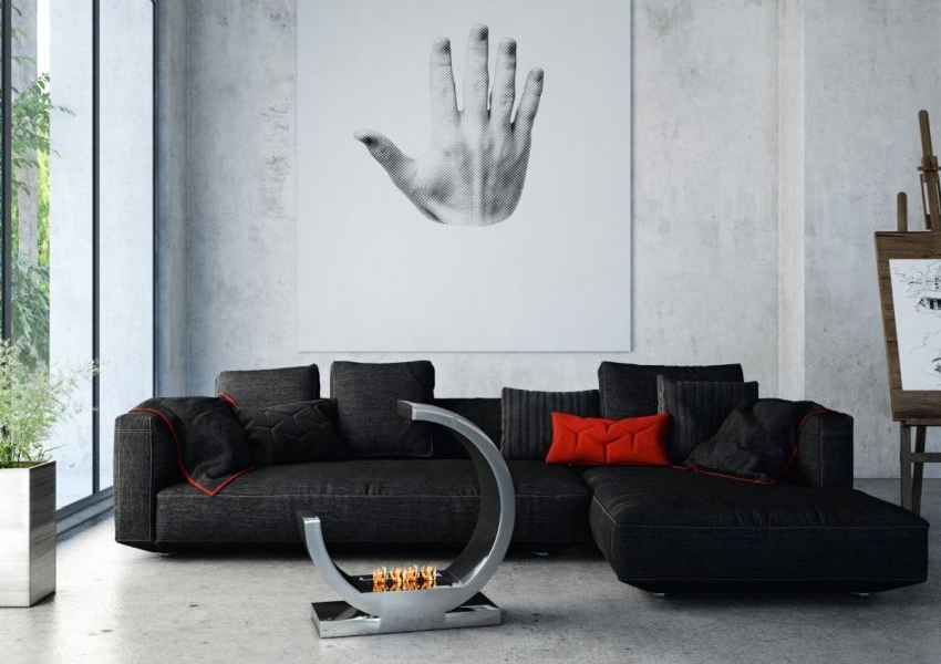 Vogg Eve-Thero Bioethanol Fireplaces will Liven Up any Interior