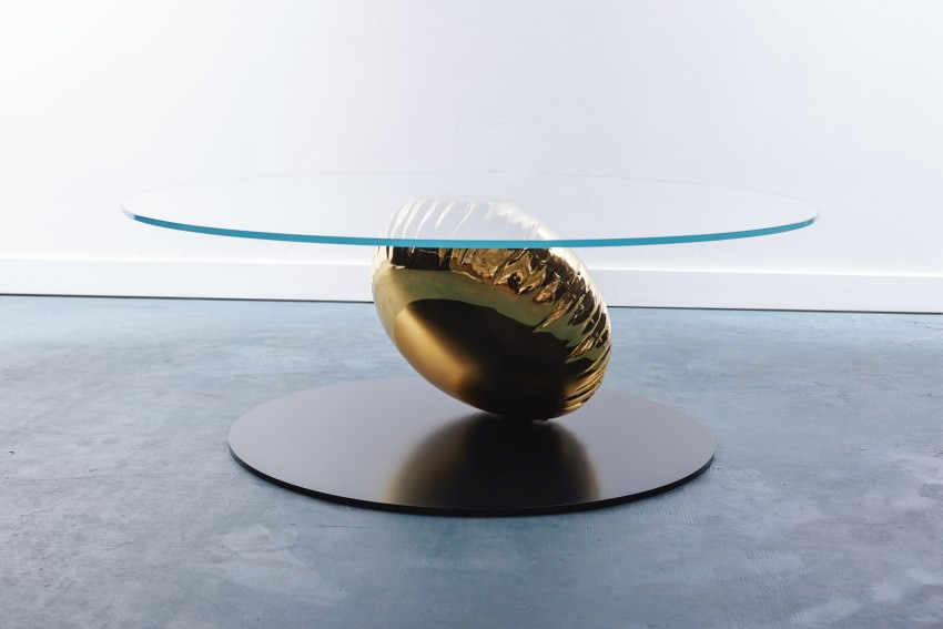 Balance table by Christopher Duffy of Duffy London