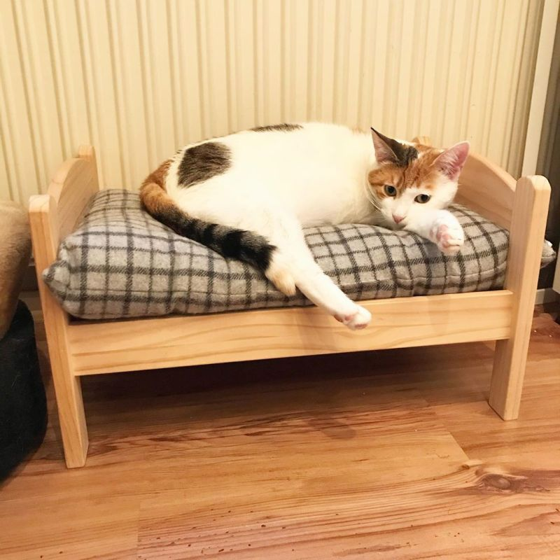 IKEA DUKTIG cat bed