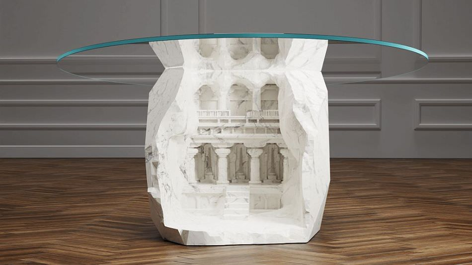 Civilization Table Series by Duffy London