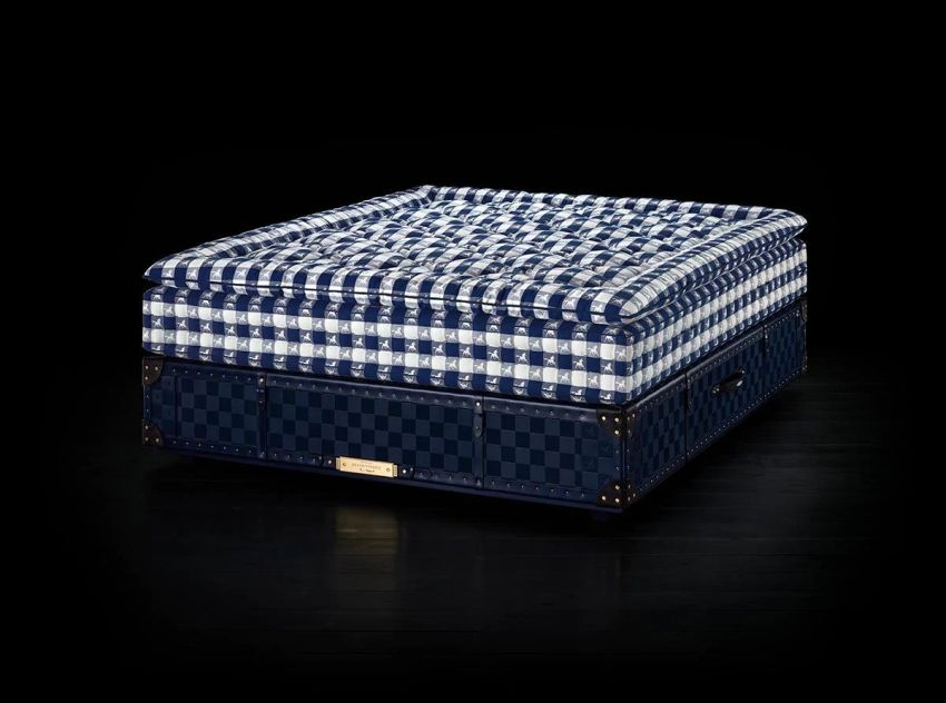 Grand Vividus Designed by Ferris Rafauli for Hästens is World's Most Expensive Bed