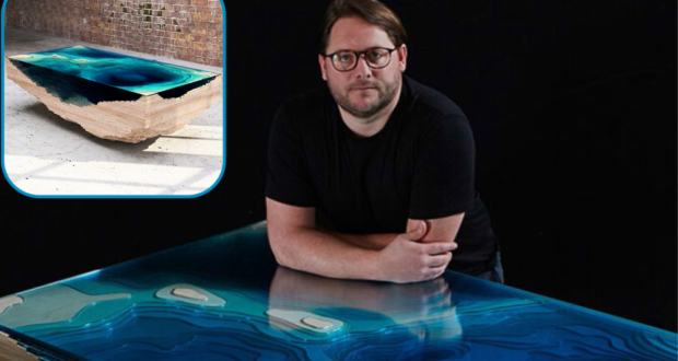 Interview with Christopher Duffy of Duffy London, Designer of Abyss Table