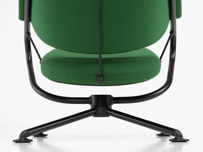 Konstantin Grcic Designs Citizen Armchair for Vitra