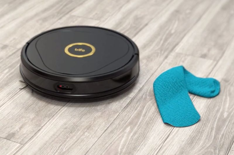 Lucy AI Robot Vacuum Cleaner