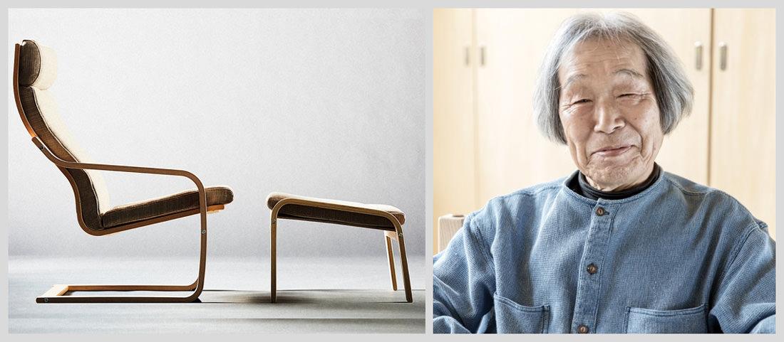 Poang-Chair-by-Noboru-Nakamura