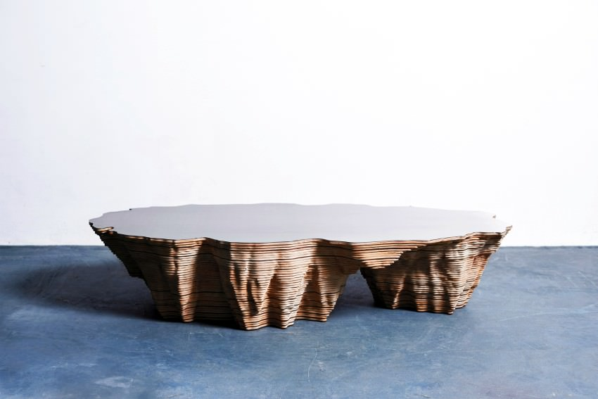 Salt Lake Table by Christopher Duffy of Duffy London