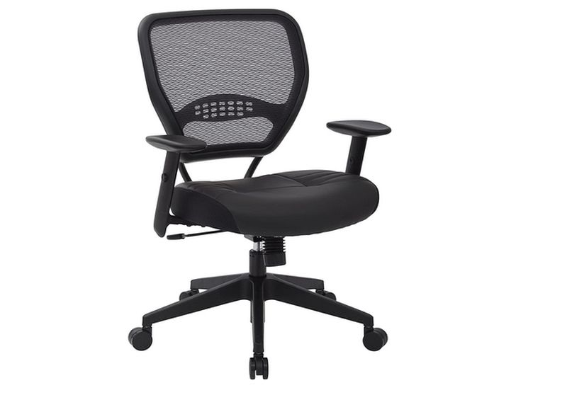 Space Professional AirGrid Adjustable Chair