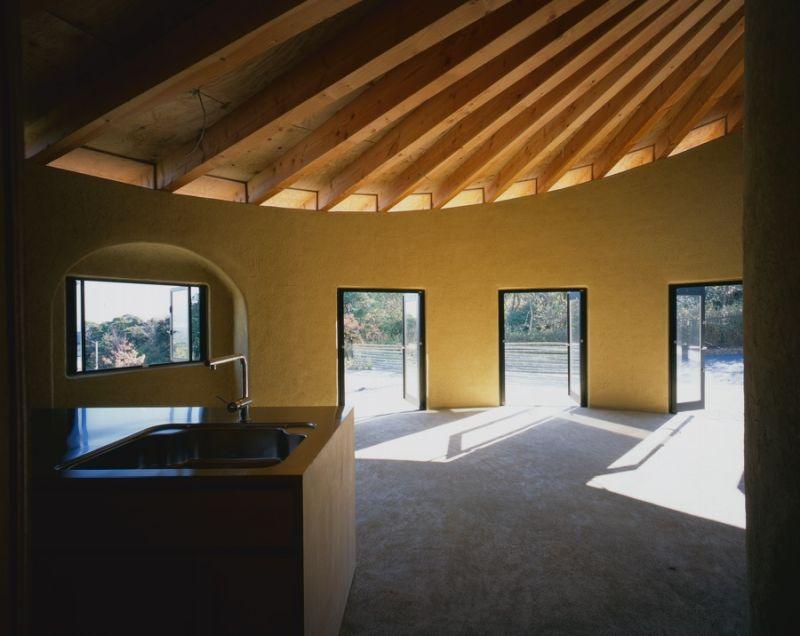 Spiral Roof Garden House by Ryuichi Ashizawa Architects & Associates