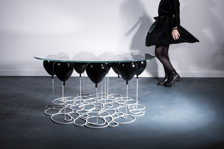 UP Balloon Table by Christopher Duffy of Duffy London_1