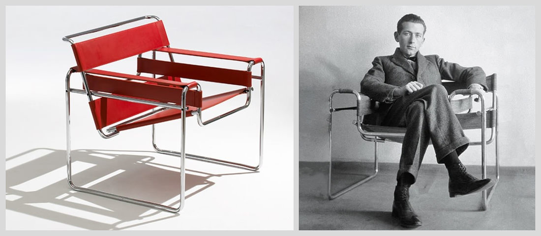 Wassily-Chair-by-Marcel-Breuer