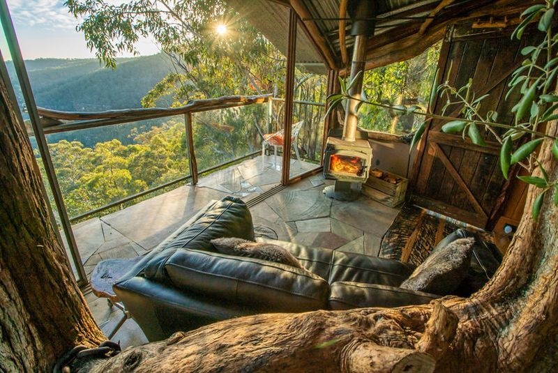 Wollemi Wilderness Treehouse