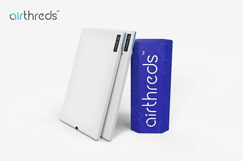 AirThreds: A Reusable and Machine Washable Air Filter
