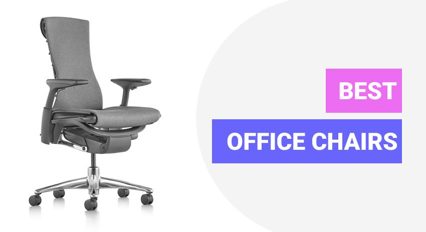 20 Best Office Chairs To Work From Home In 2020
