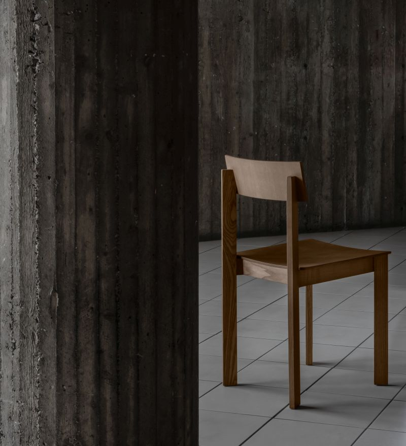 Candid Dining Chair by Note Design Studio for Zilio A&C