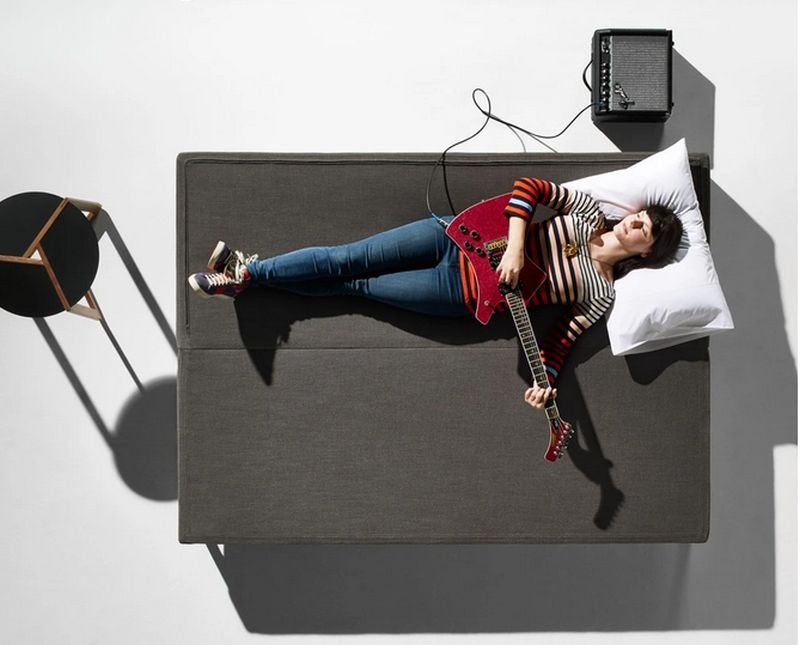 Diplomat Sleeper Sofa is Your Couch by Day & Peacekeeper by Night