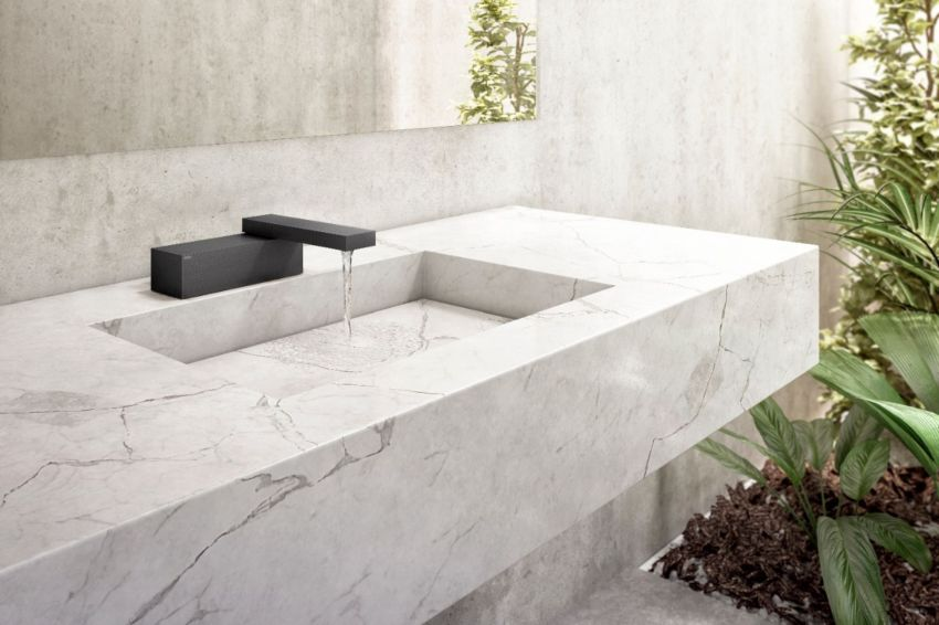 Giro Faucet Created by Gui Mattos for Docol Don't Look Like a Faucet