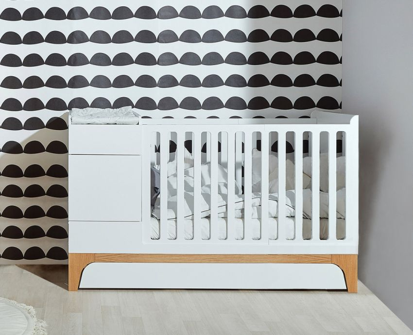 Husarska Designs UP! Multifunctional Cot Bed for Bellamy