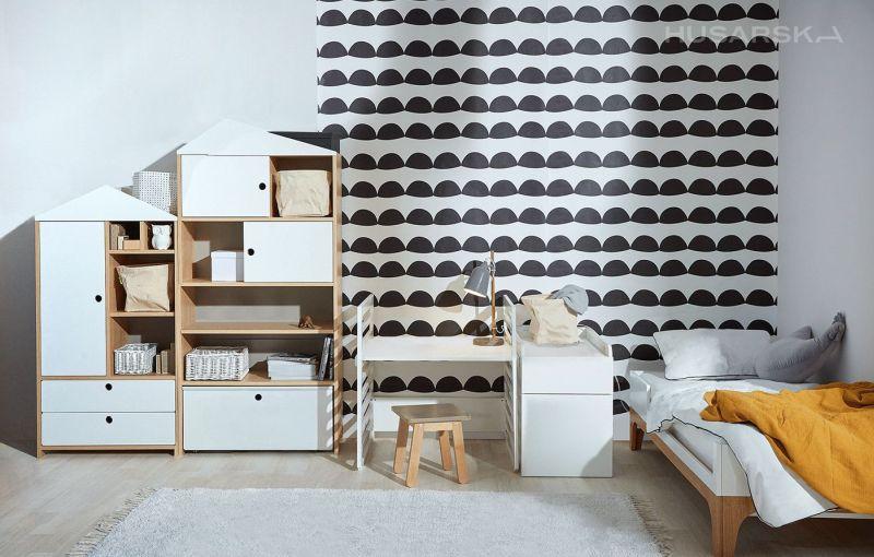 Husarska Designs UP! Multifunctional Cot Bed for Bellamy