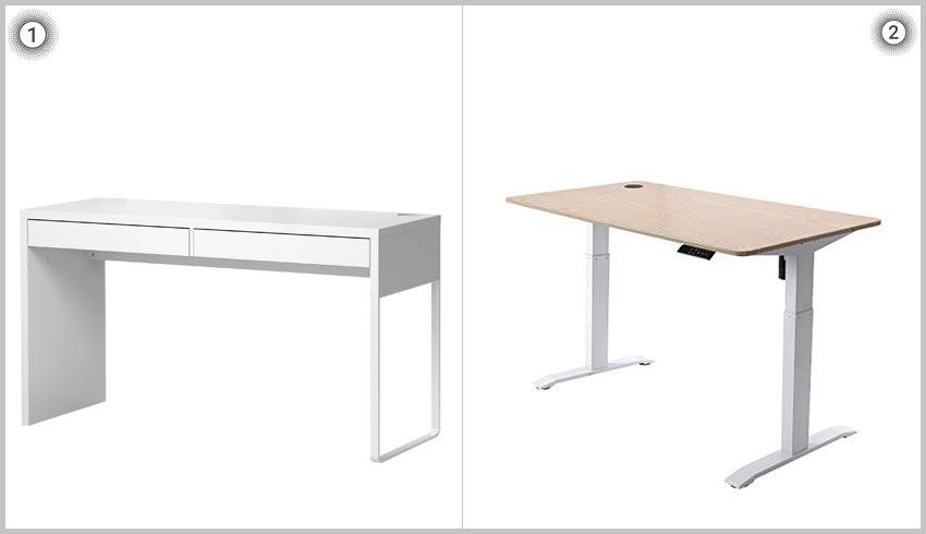 IKEA Computer Desk -Standing Desk