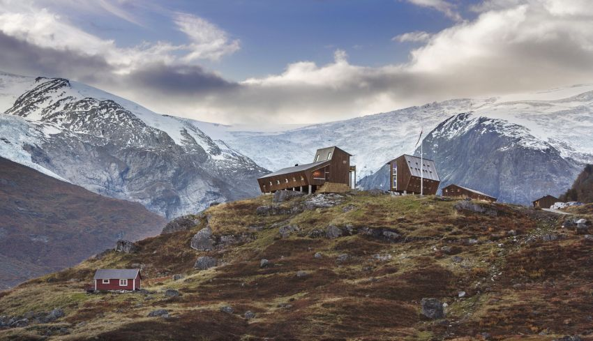 Snøhetta-Designed Tungestølen Wooden Cabins Opens for Tourists