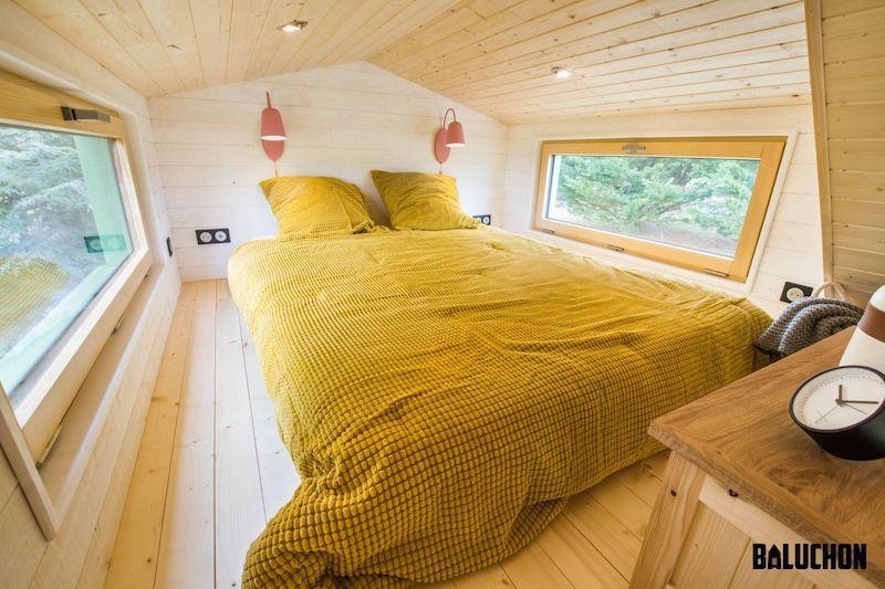 Baluchon's Tiny House La Mésange Verte