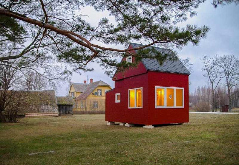 Brette Haus Prefabricated Folding House