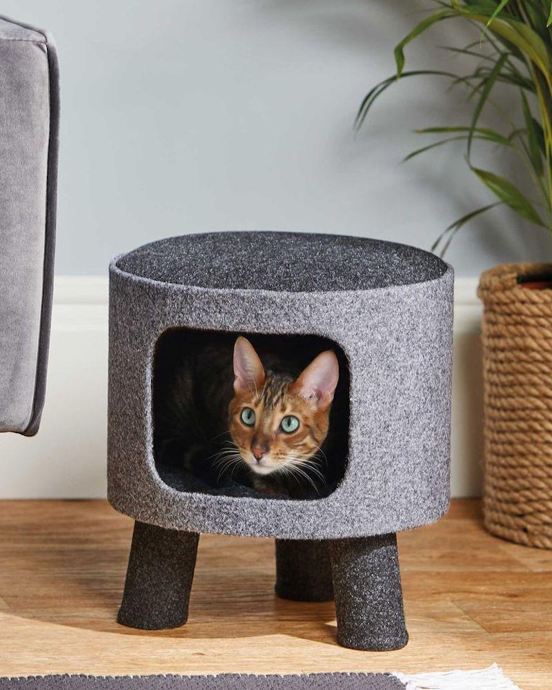 Aldi-cat-hideaway
