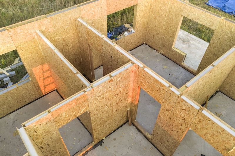 Gablok Insulated Block for self-constructed homes