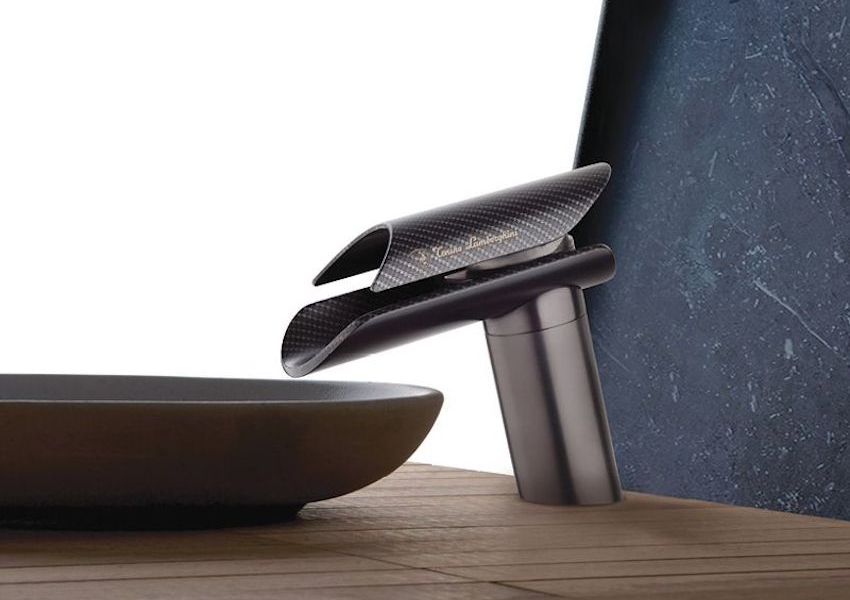 Monza - Luxury and Innovative Modern Faucet by Lamborghini