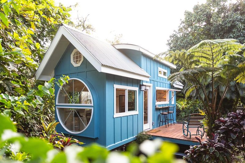 Paradise Tiny Homes Oasis Tiny Home