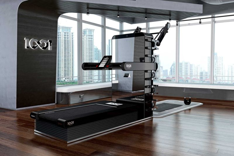 Reaxing Launches One-Infinity-One Multifunctional Gym with Infinite Workout Possibilities