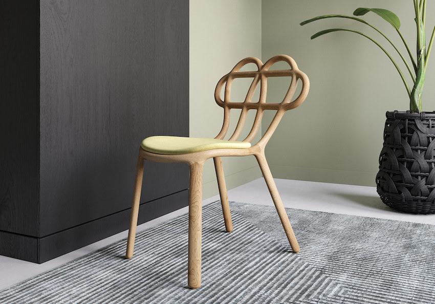 Wilds Chair by Tsaruk Igor & Ahmadova Marina