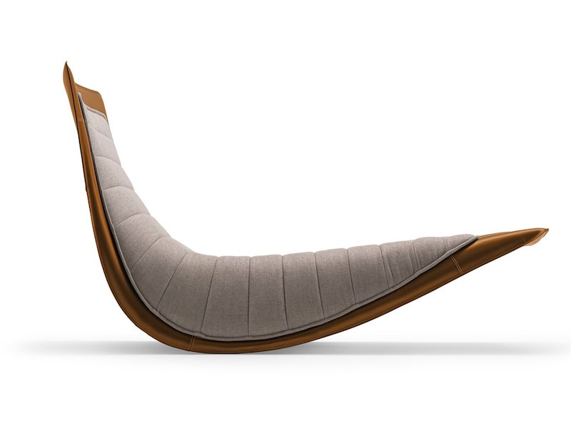 Zanotta's Rider Lounge Chair