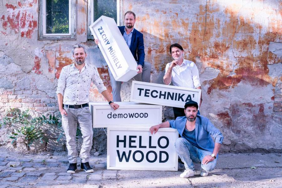 Interview with Dávid Ráday of Hello Wood