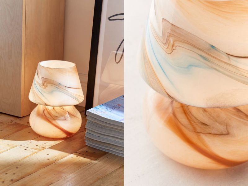 Mushroom Lamps are Hottest Home Décor Trend on Instagram