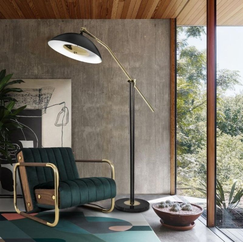 Essential Home Launches Minelli Armchair Featuring Mid-Century Style